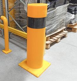 Ri-Traffic | Aanrijdbeveiliging Paal Kunststof 100cm