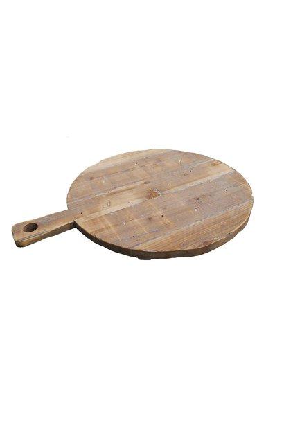 cutting board round