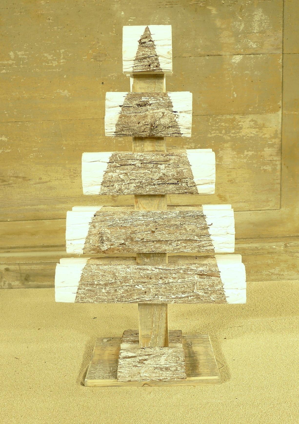 xmas bark tree double 44-4