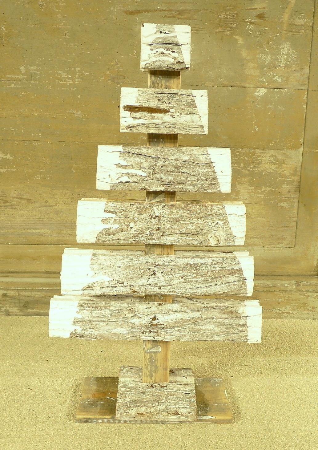 xmas bark tree double 52-4