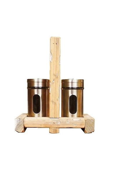 Pfeffer-Salz-Rack