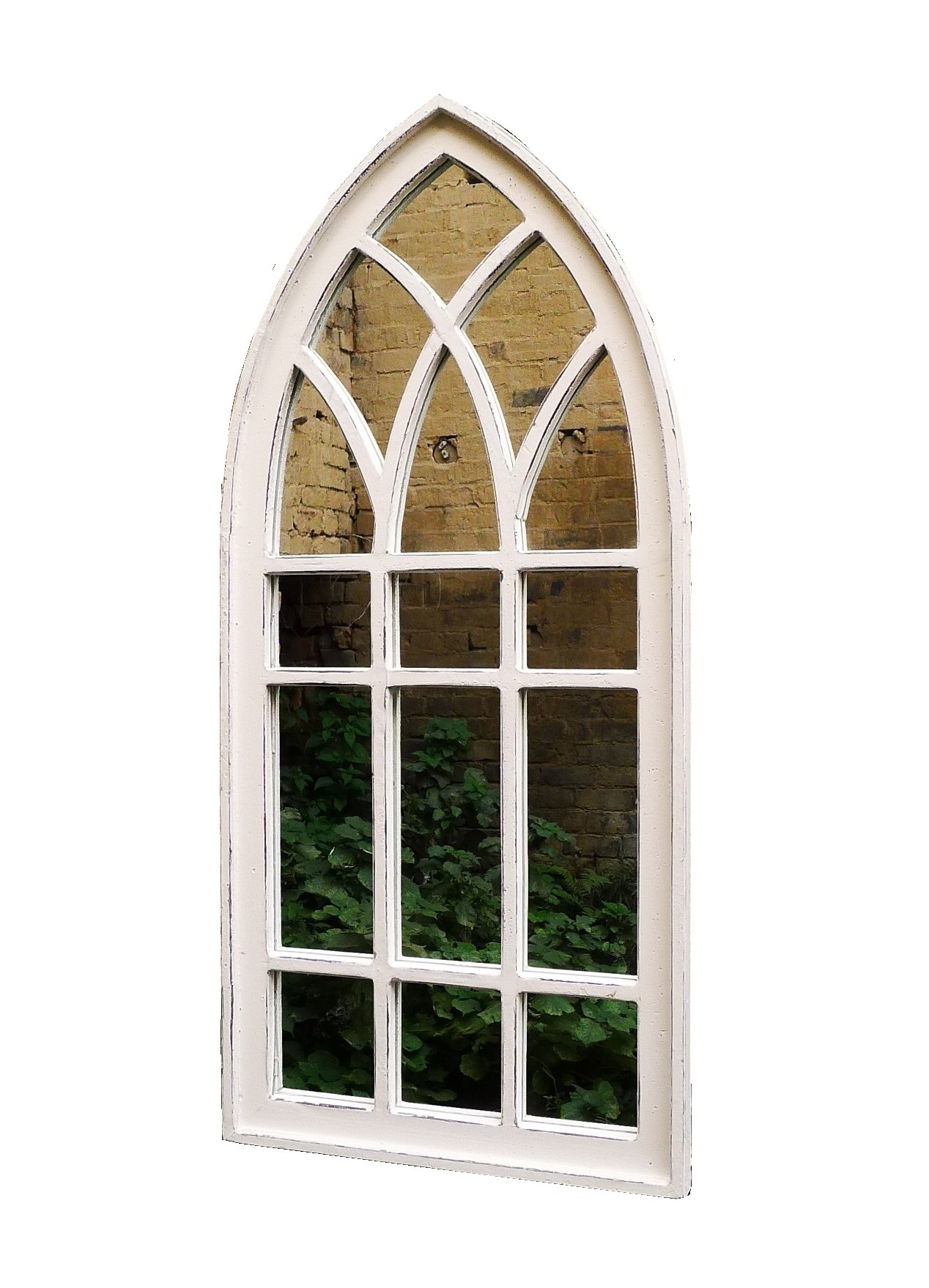 mirror old french london 120 white-1