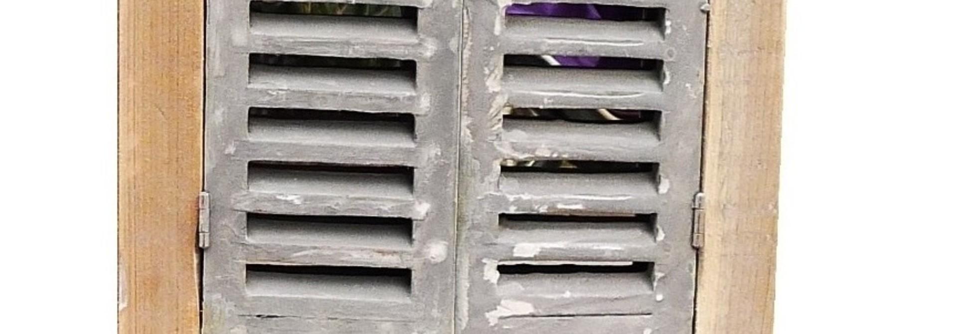 Spiegel old dutch monaco 50 ledge