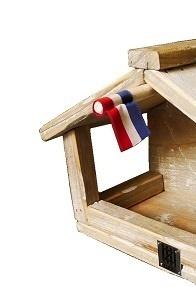 birdhouse old dutch StB wall feeder-2