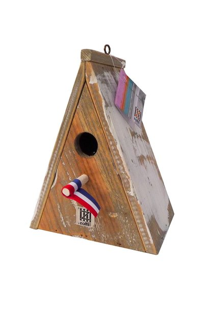 birdhouse triangle