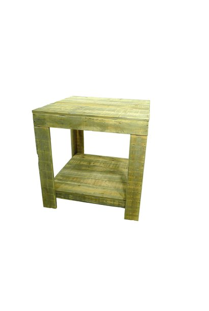 tafel vierkant (olie)
