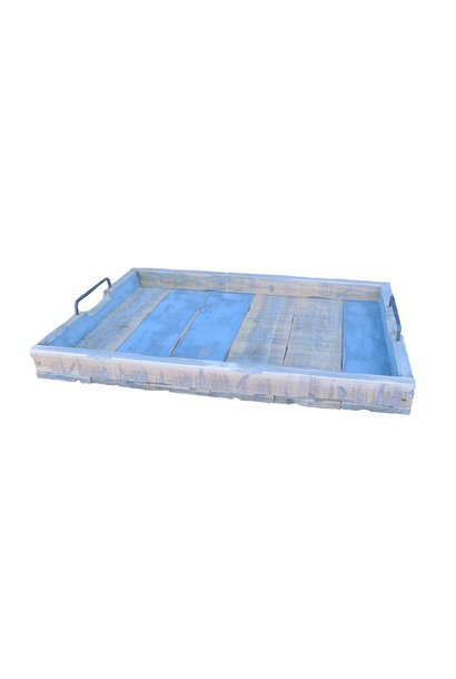 tray robust blue