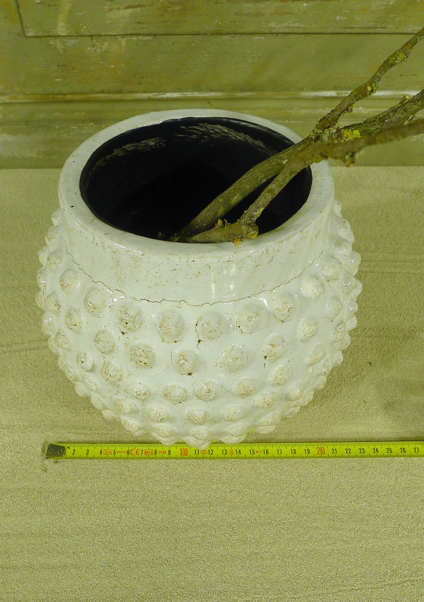 potceramicdot creme 21-5