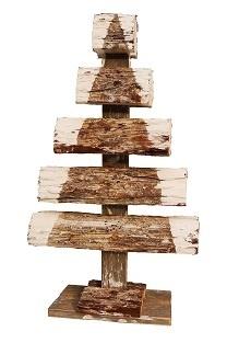 xmas bark tree double 44-7