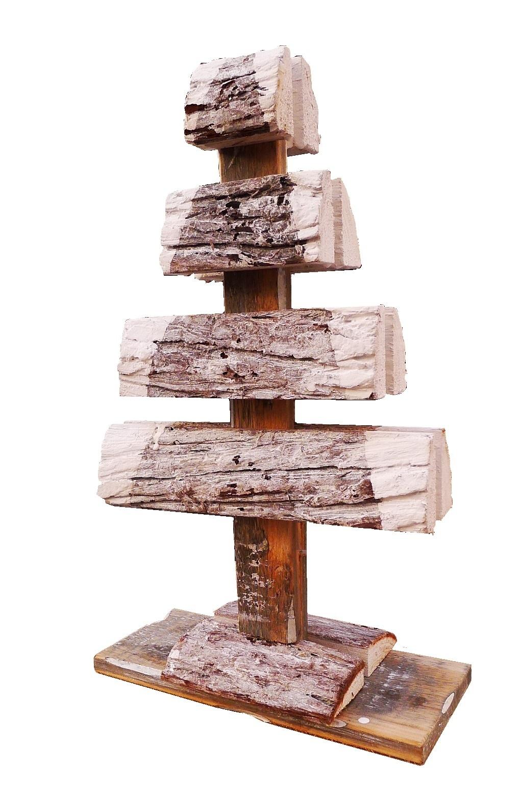 xmas bark tree double 38-6