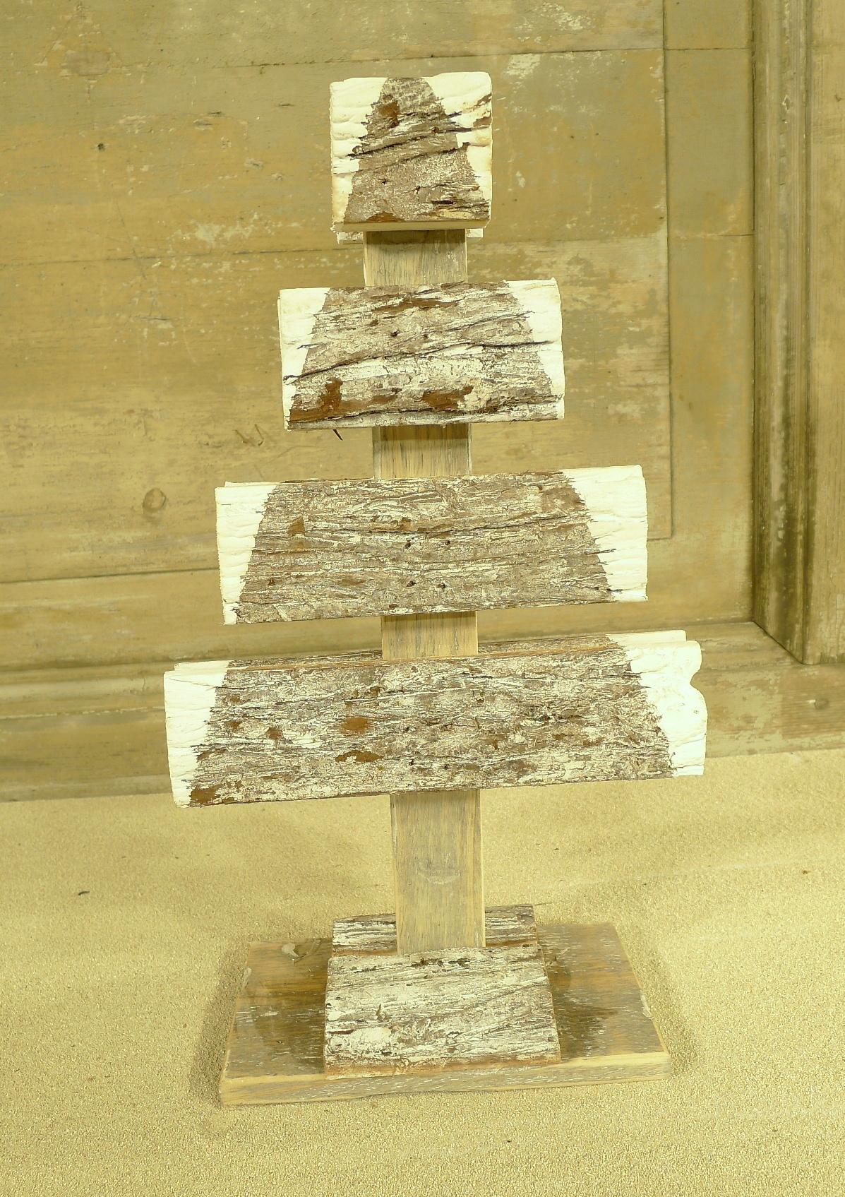 xmas bark tree double 38-7