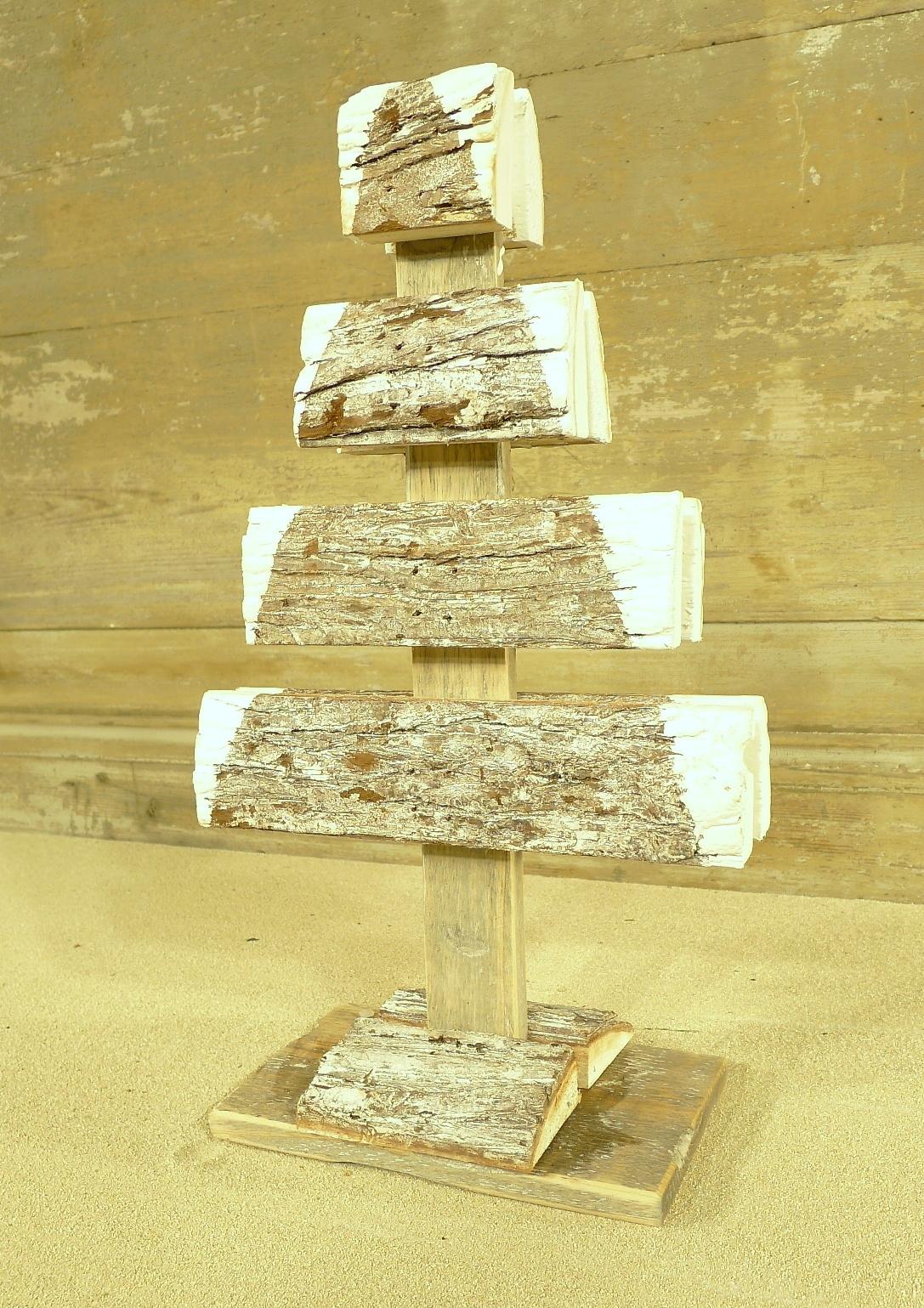 xmas bark tree double 38-8