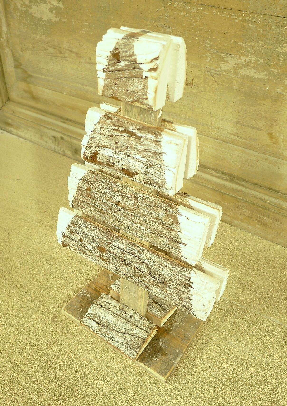 xmas bark tree double 38-10