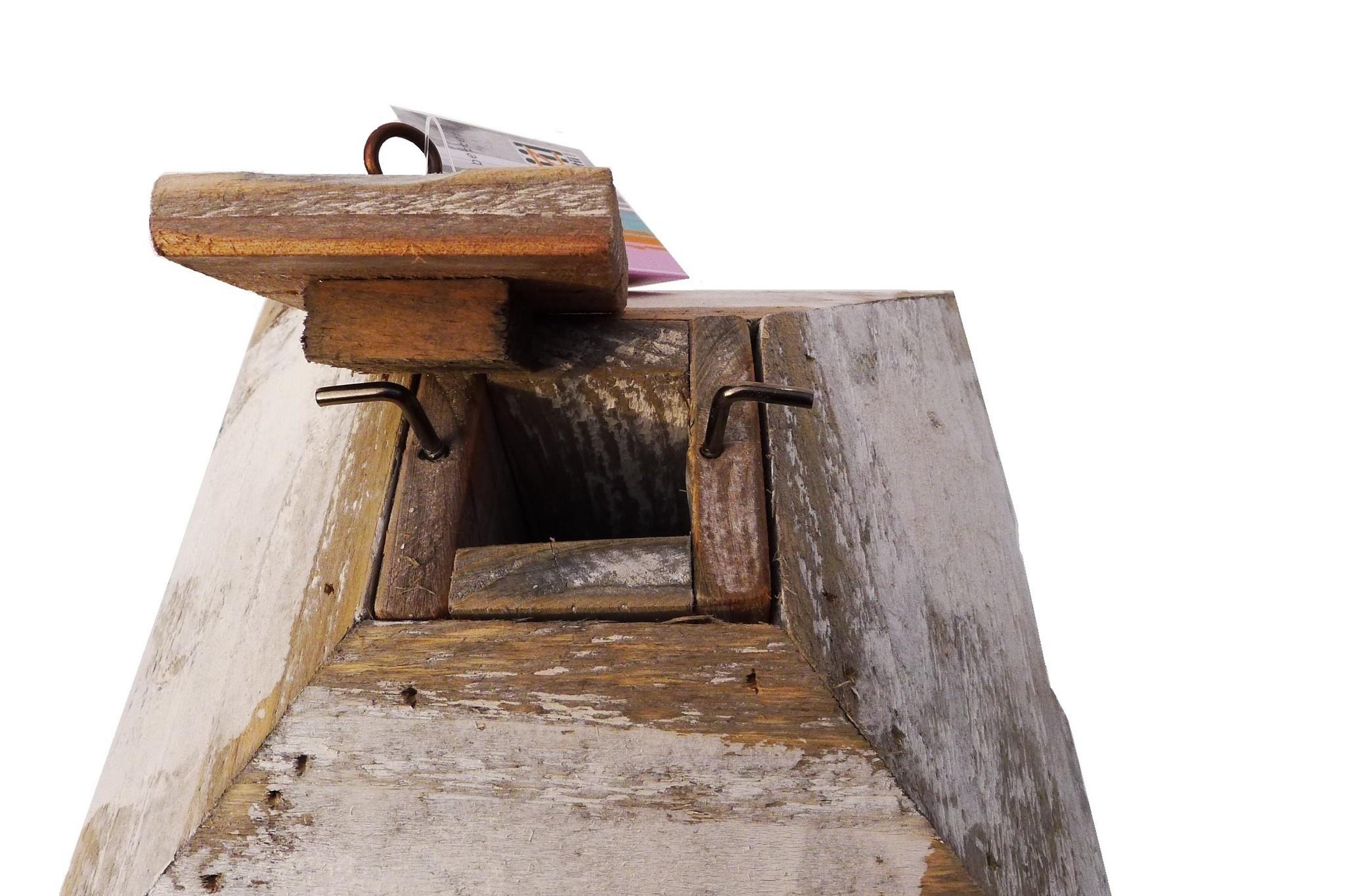 birdhouse old dutch StB mushroom tall-5