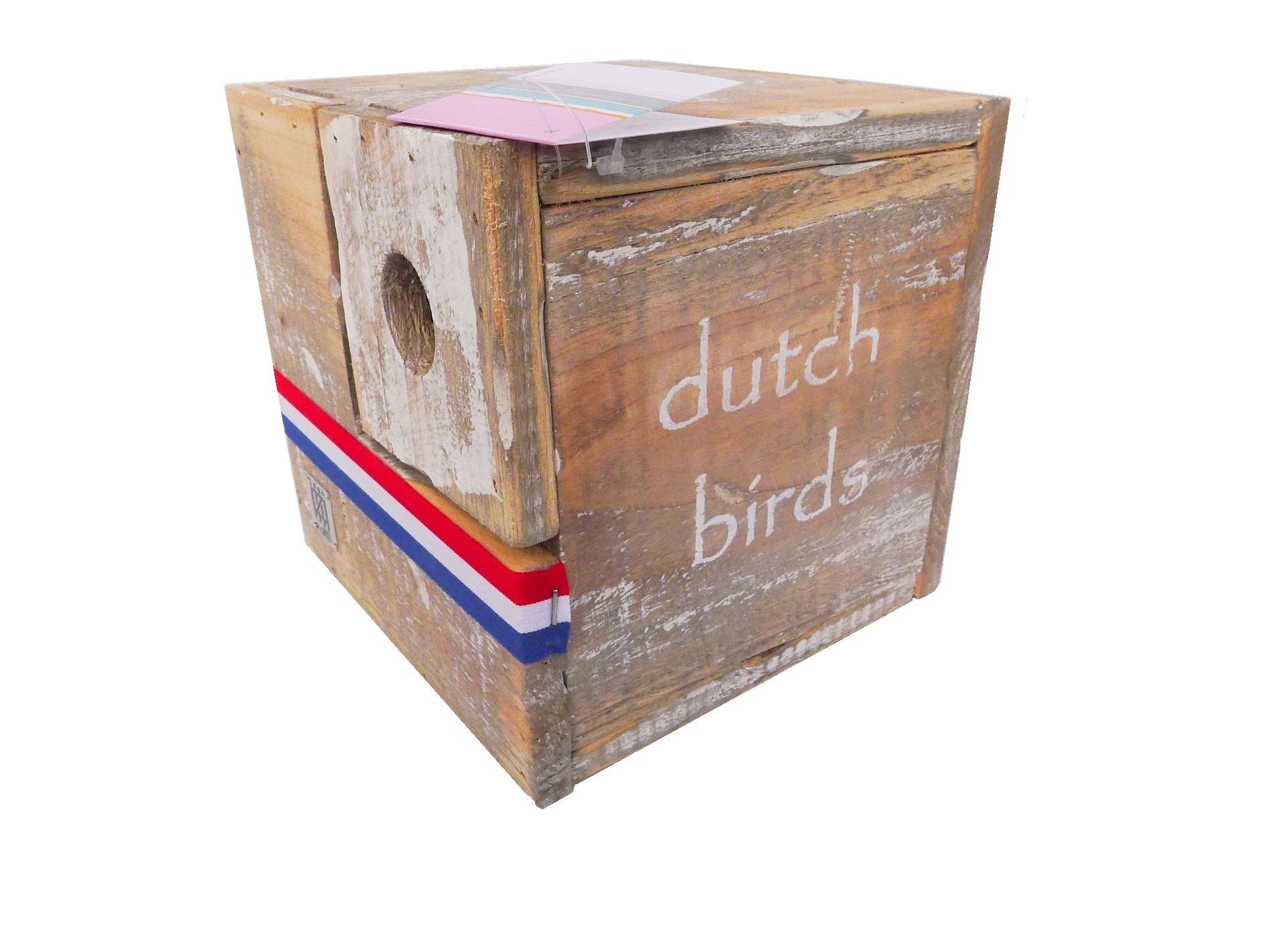birdhouse old dutch StB square-6