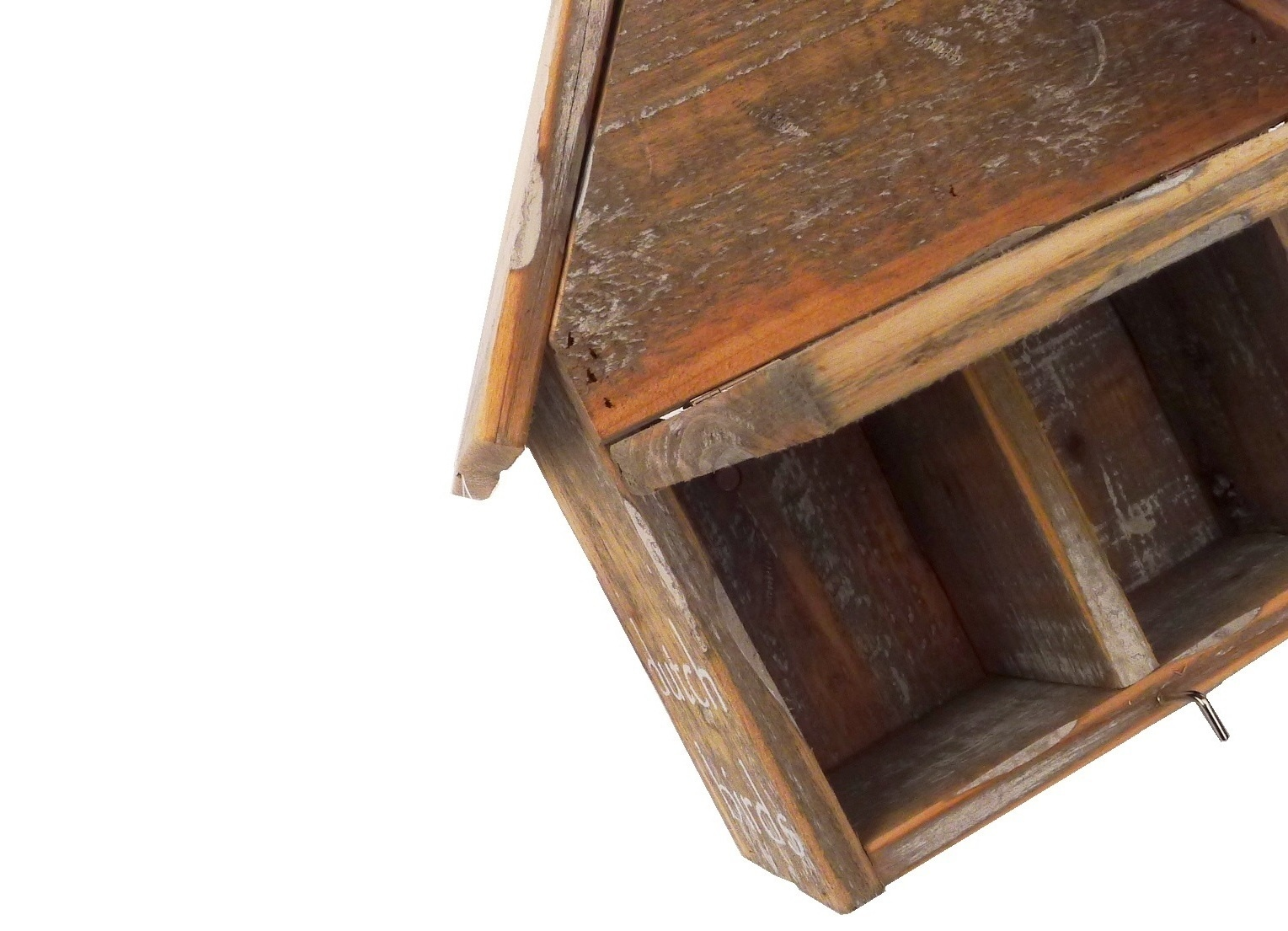 birdhouse old dutch 2 under 1 roof-5