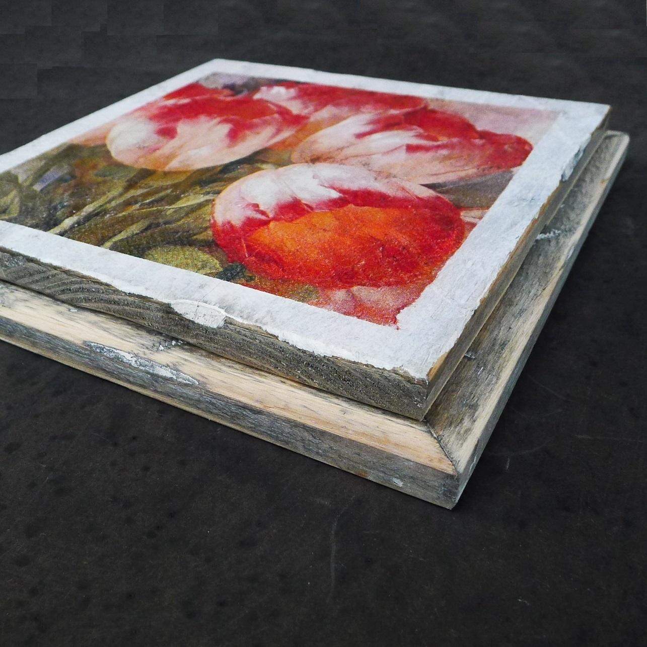 wooden tile old dutch  tullip rd out-4