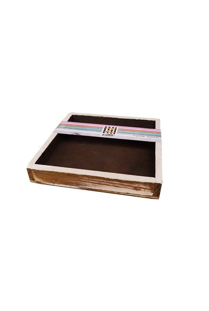tray chocolate 20x20