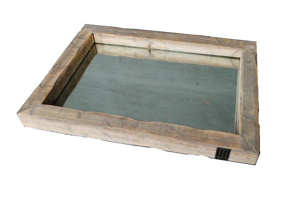 tray old dutch elvira mirror A4-2