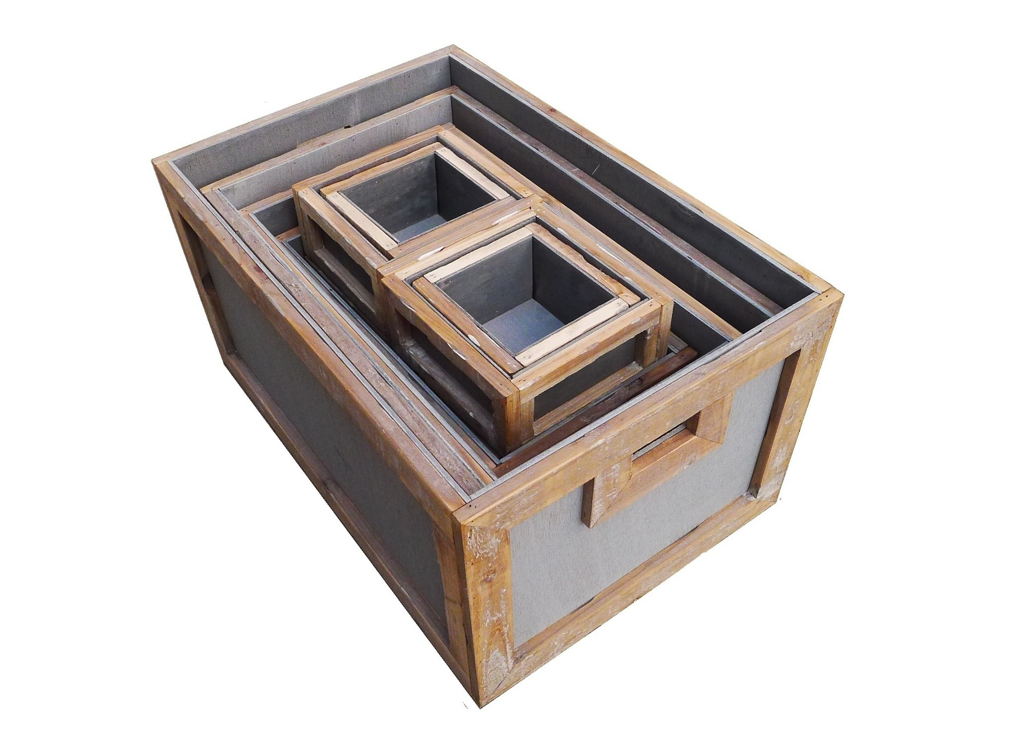 home deco old dutch crate s/12-9