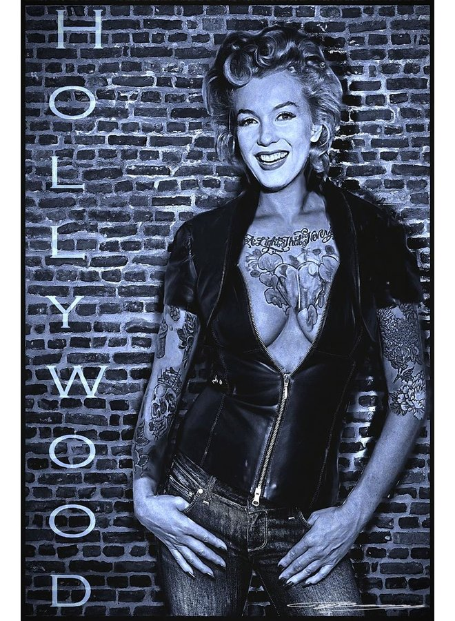 Marilyn on the wall