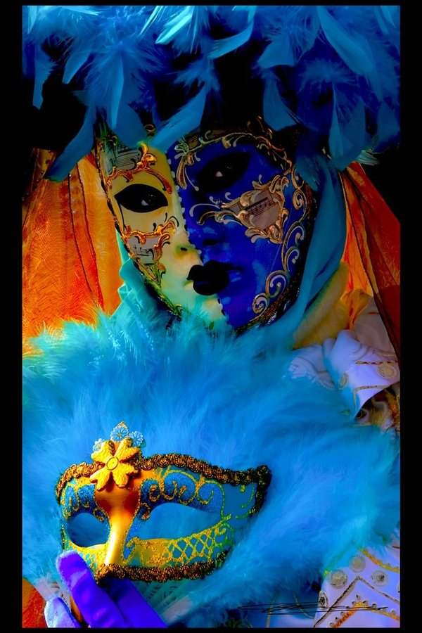 Venetie Mask 5.