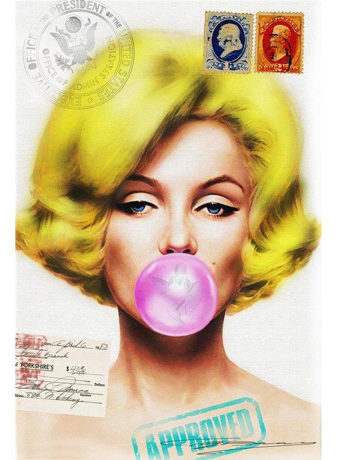 Marilyn Postkart