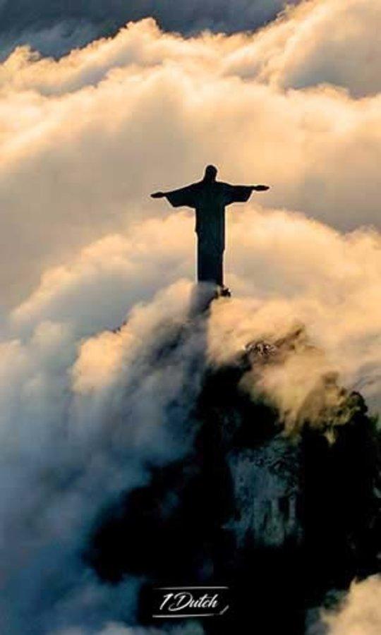 Brazil in god we trust