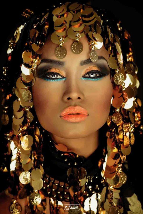 Gorgeous queen