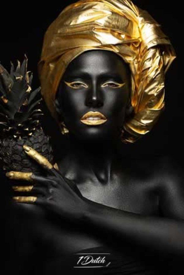 She like gold