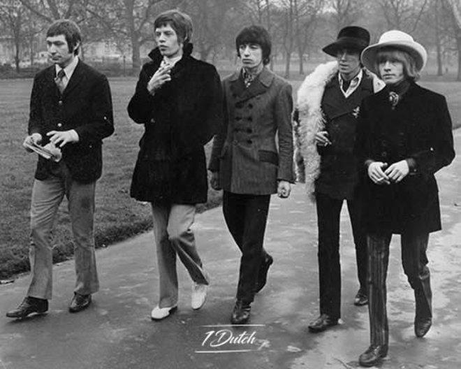 Walking mans