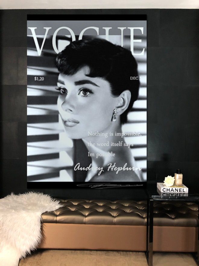 Audrey Hepburn Magazine