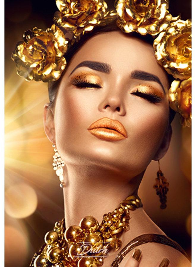 Golden looks