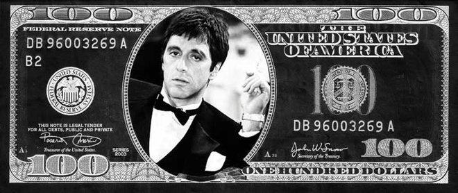 Scarface Dollar