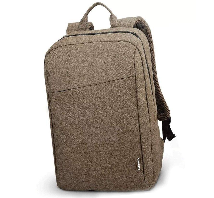 Lenovo B210 Notebooktas 39,6 Cm (15.6″) Rugzak Groen/ Bruin