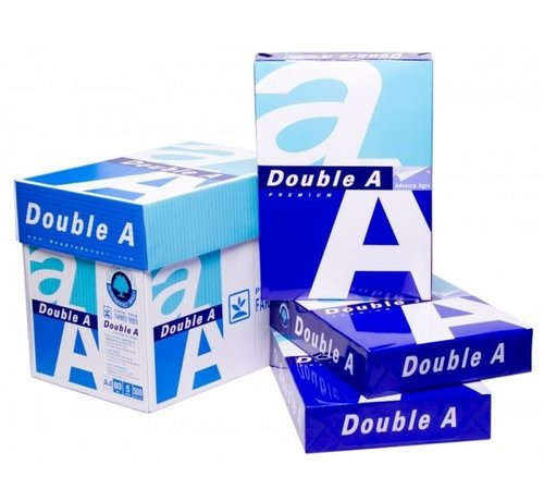 Double A Double A Paper D1022 A4 (210×297 Mm) 5-Pack