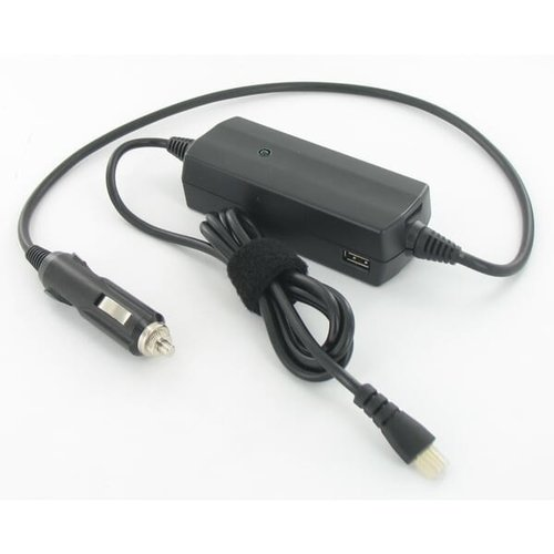 blu-basic Universele Autoadapter 90W met USB 2A uitgang