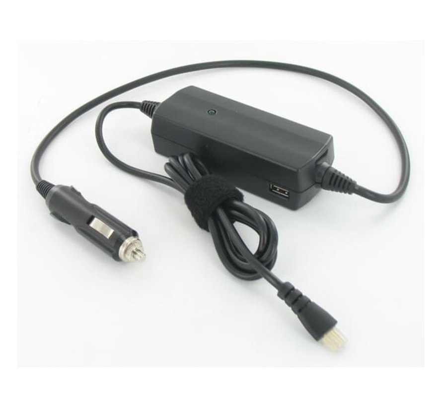 Universele Autoadapter 90W met USB 2A uitgang