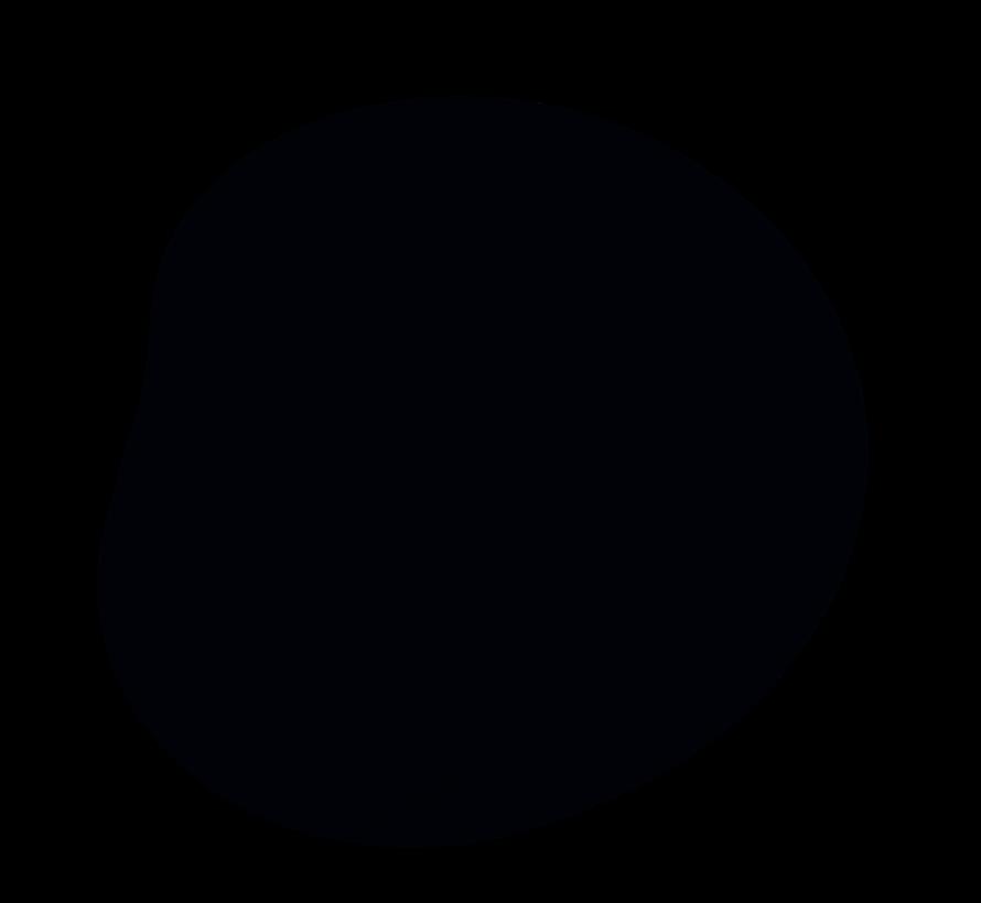Gembird MP-GEL-BLACK muismat Zwart