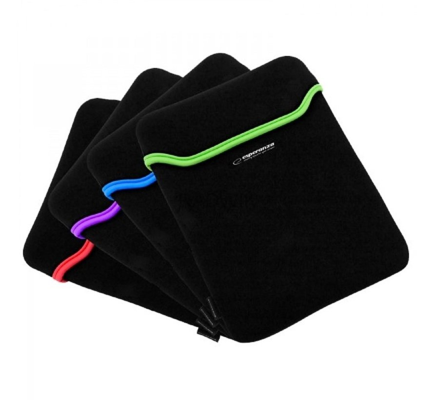 Esperanza Tablet Sleeve 10 inch Mixed Colors