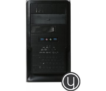 Yours Yours Black Desktop PC i7/16GB/2TB/240GB SSD/HDMI/W10