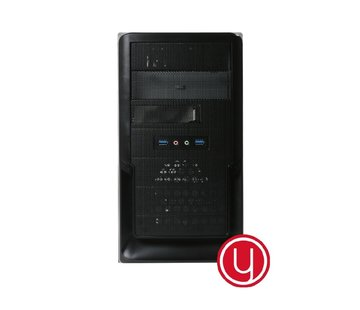 Yours Yours Red Desktop PC i5/8GB/2TB/240GB SSD/HDMI/W10