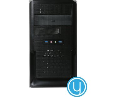 Yours Yours Blue Desktop PC i3/8GB/1TB/240GB SSD/HDMI/W10