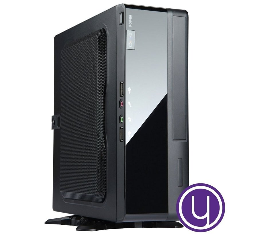 YOURS PURPLE / ITX / I3 / 8GB / 240GB SSD / HDMI / W10