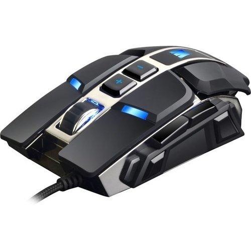 WASDKeys Partij 6 stuks WASDkeys M300 Ergonomische Gaming Laser Mouse