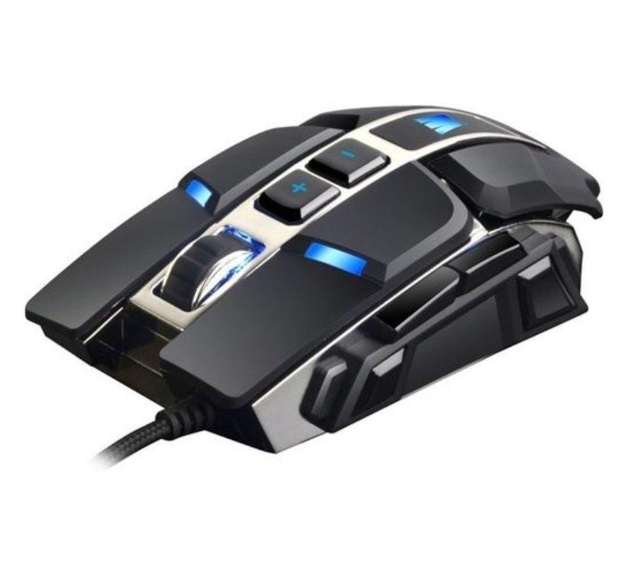 Partij 6 stuks WASDkeys M300 Ergonomische Gaming Laser Mouse