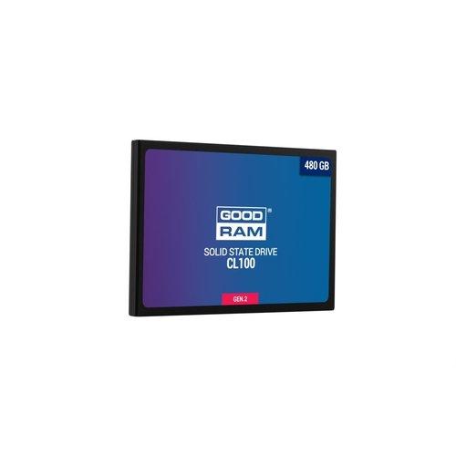 Goodram SSD  CL00 480GB( 500MB/s Read 320MB/s)