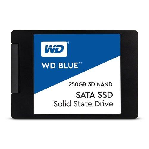 Western Digital SSD WD Blue 250GB 2.5Inch( 550MB/s read 525MB/s)