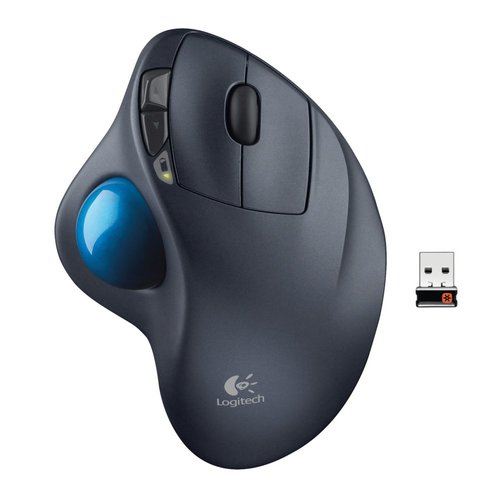 Logitech M570 RF Wireless Laser Mouse