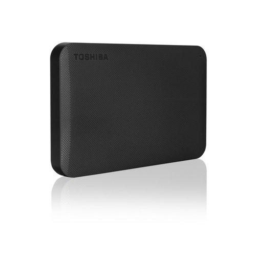 Toshiba HDD ext.  Ready 1TB / USB3.2 / 2.5Inch / Black